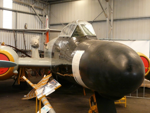 Armstrong Whitworth Meteor night fighter