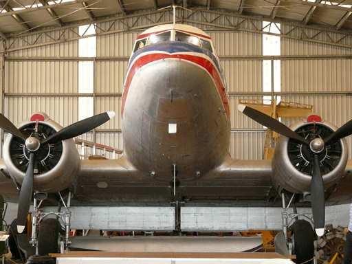 General Douglas MacArthur's personal DC3