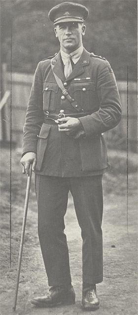 Lieutenant William Watson, MC and Bar, DCM