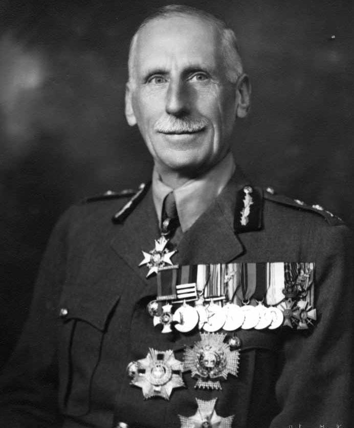 Major-General Cyril Brudenell White
