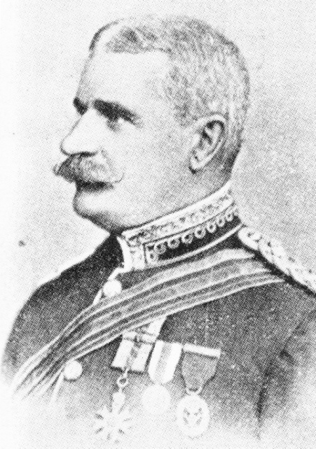 Colonel J M Templeton [22]