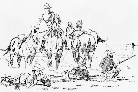 Mounted Rifles [29]