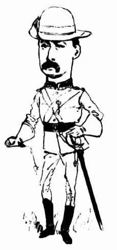 Blue Force - Lieutenant-Colonel T C Price 1888 [41]