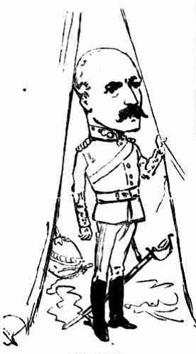Major H J King 1888 [8]