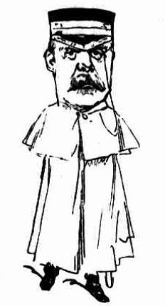 Colonel H S Brownrigg 1888 [9]