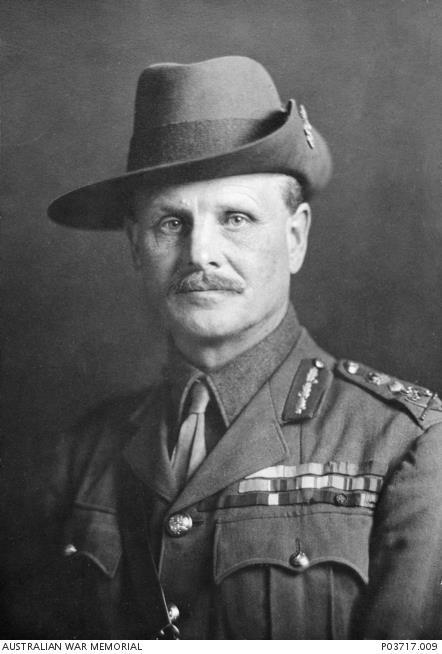 Lieutenant-General William Birdwood