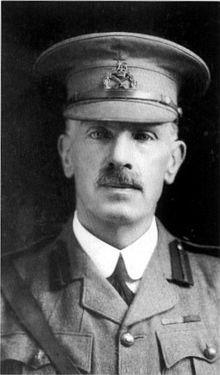 Major-General William Bridges