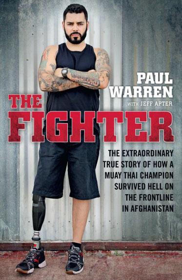 Paul Warren - the fighter