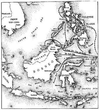 The Borneo Campaign 1945