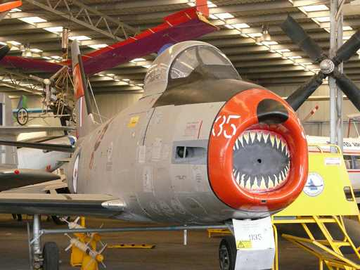The Commonwealth Aircraft Corporation (CAC) Sabre