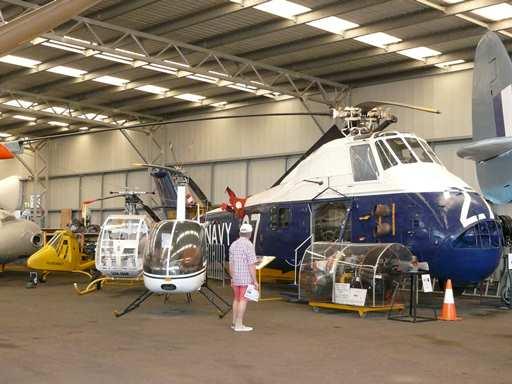 Westland Wessex helicopter
