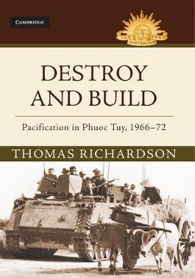 [Australian Army History Series] Cambridge University Press 2017 Hardback 296pp RRP: $59.95