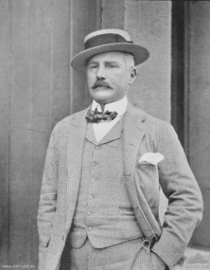 Lt Colonel C Umphelby